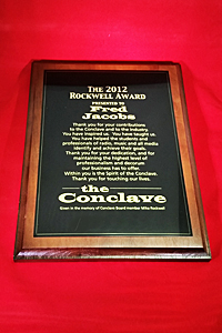 Conclave Rockwell Award