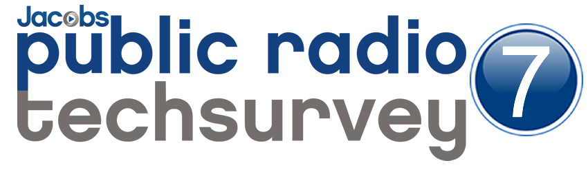 Public Radio Techsurvey 7