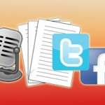 How to Share Radio or Podcast Shownotes on Social Media